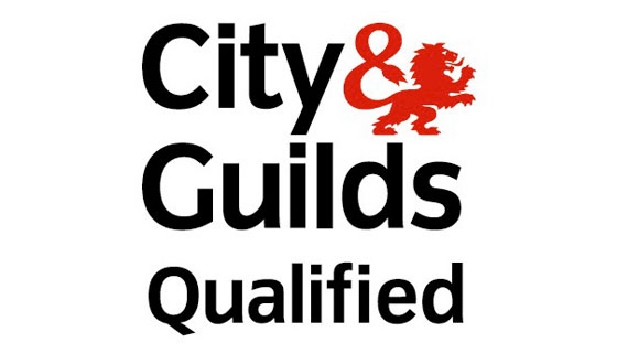 city & guilds qualified logo